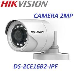 [FREE SHIPPING 15K - GIAO 3H HCM] Camera HD-TVI 4 in 1 Hồng Ngoại 2.0 Megapixel HIKVISION DS-2CE16B2-IPF - Hàng Chính Hãng