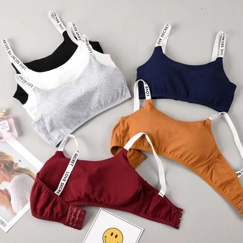 Áo bra cotton, áo bra 2 dây có chữ siêu hot - 17034662 , 21374018 , 15_21374018 , 49000 , Ao-bra-cotton-ao-bra-2-day-co-chu-sieu-hot-15_21374018 , sendo.vn , Áo bra cotton, áo bra 2 dây có chữ siêu hot