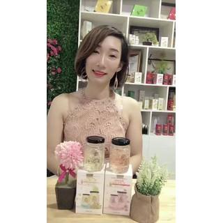Mặt nạ yến Collagen Sara Cty The Best Chính Hãng - 1218 thumbnail