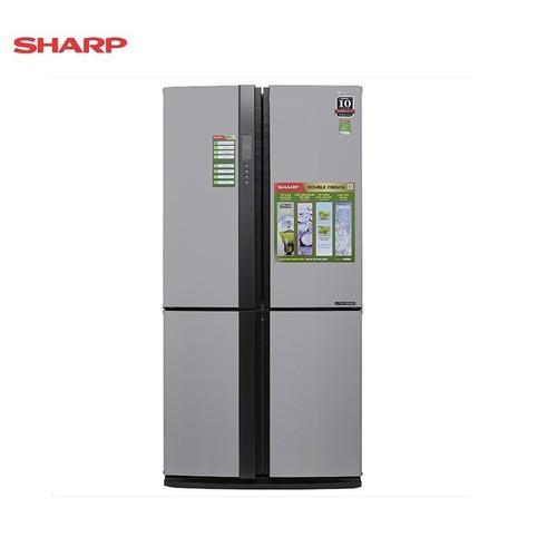 Tủ lạnh 4 cửa sharp j-tech inverter sj-fx631v-sl 626l - 12483081 , 21369057 , 15_21369057 , 20500000 , Tu-lanh-4-cua-sharp-j-tech-inverter-sj-fx631v-sl-626l-15_21369057 , sendo.vn , Tủ lạnh 4 cửa sharp j-tech inverter sj-fx631v-sl 626l