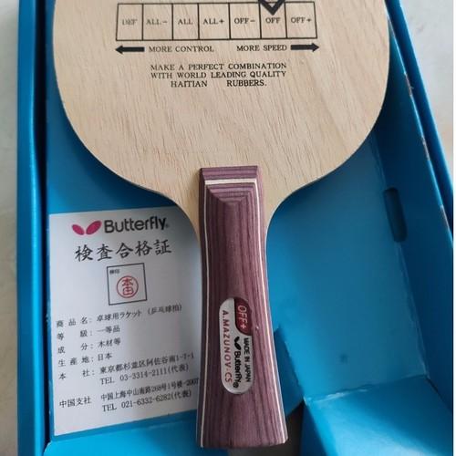Cốt vợt bóng bàn butterfly loại 2