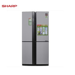 Tủ lạnh 4 cửa Sharp J-Tech Inverter SJ-FX630V-ST 626L