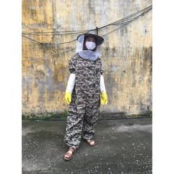 Bộ quần áo đi bắt ong - A Cường