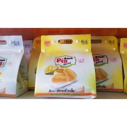 Bánh Pía Kim Sa Đậu Sầu Riêng Chay Tân Huê Viên Túi 3D