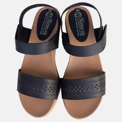 Sandal nữ | Giày sandal nữ đế 2cm Trường Hải