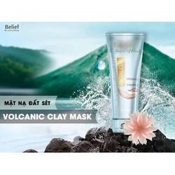 [chính hãng] Mặt Nạ Đất Sét Volcanic Clay Mask Mỹ Phẩm Hàn Quốc Belief