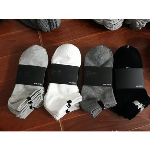 Combo 5 đôi tất cổ nam
