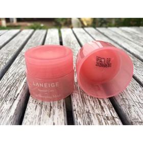 Sample 3g Mặt nạ ngủ môi dưỡng hồng môi chính hãng  - Mặt nạ ngủ môi