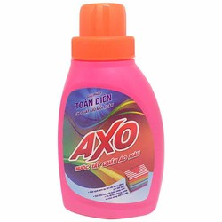 nước tẩy quần áo màu Axo 400ml hồng