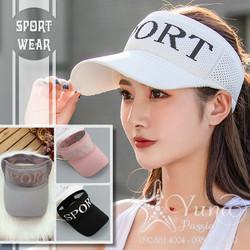 [Mua 2 Nón Tặng 1 Khẩu Trang Su Dày Kháng Khuẩn] Nón Len Nữa Đầu Thể Thao Sport - Yuna Boutique