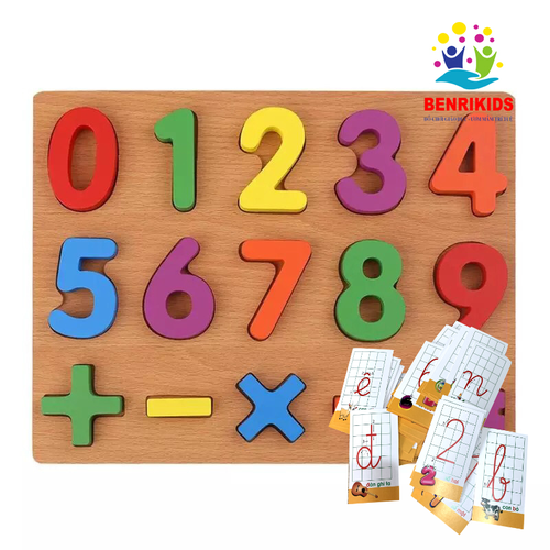 Bảng gỗ học số và phép tính cho bé tặng kèm bộ thẻ flashcard - 19356349 , 21852217 , 15_21852217 , 149000 , Bang-go-hoc-so-va-phep-tinh-cho-be-tang-kem-bo-the-flashcard-15_21852217 , sendo.vn , Bảng gỗ học số và phép tính cho bé tặng kèm bộ thẻ flashcard