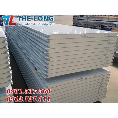 Tấm panel pu cách nhiệt, tấm sanwich panel pu cách nhiệt chống cháy, tấm panel pu làm kho lạnh - 18918864 , 21852681 , 15_21852681 , 235000 , Tam-panel-pu-cach-nhiet-tam-sanwich-panel-pu-cach-nhiet-chong-chay-tam-panel-pu-lam-kho-lanh-15_21852681 , sendo.vn , Tấm panel pu cách nhiệt, tấm sanwich panel pu cách nhiệt chống cháy, tấm panel pu làm k