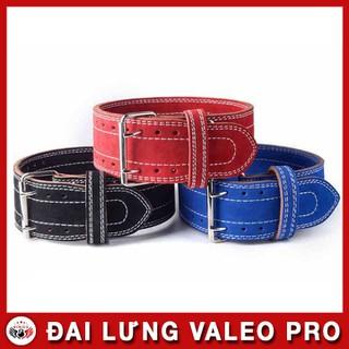 Đai lưng da tập gym VALEO Protraining - DVL003 thumbnail