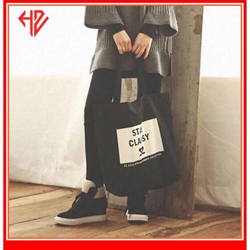 Giá sốc túi tote đeo chéo stay classy phong cách hàn quốc bati store