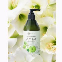 Dầu Gội Organic Amla – Laco – giảm rụng tóc – Cam kết chính hãng