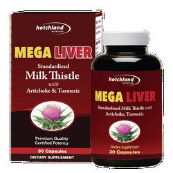 MegaLiver thực phẩm chức năng gan