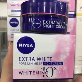 KEM NIVEA DƯỠNG DA BAN ĐÊM 50ML - nivea ban đêm
