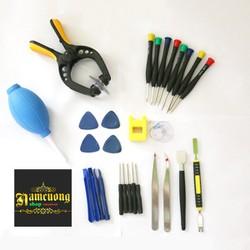 Bộ dụng cụ đồ nghề điện thoại sửa chữa và tháo lắp