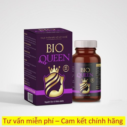 Bio queen -gải pháp hồi xuân của phụ nữ