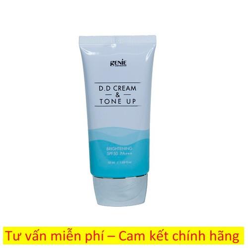 Kem nền dưỡng da chống nắng genie dd cream tone up spf50 pa+++ 50ml - 17583685 , 21887820 , 15_21887820 , 800000 , Kem-nen-duong-da-chong-nang-genie-dd-cream-tone-up-spf50-pa-50ml-15_21887820 , sendo.vn , Kem nền dưỡng da chống nắng genie dd cream tone up spf50 pa+++ 50ml