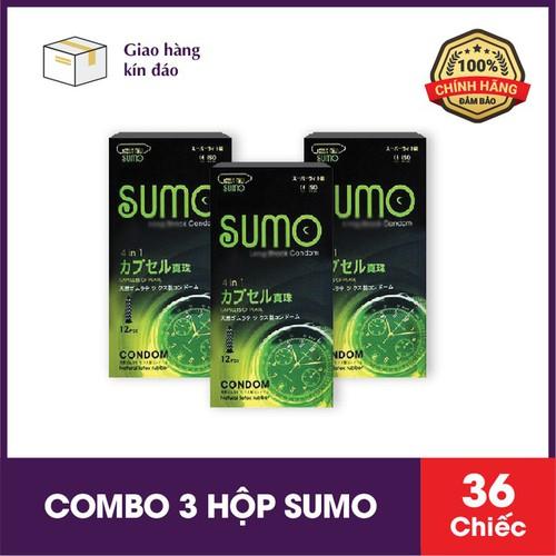 Bao cao su sumo 3 hộp - 17597826 , 21904031 , 15_21904031 , 270000 , Bao-cao-su-sumo-3-hop-15_21904031 , sendo.vn , Bao cao su sumo 3 hộp