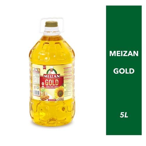 Dầu ăn meizan gold 5 lit - 17622674 , 21934596 , 15_21934596 , 135000 , Dau-an-meizan-gold-5-lit-15_21934596 , sendo.vn , Dầu ăn meizan gold 5 lit