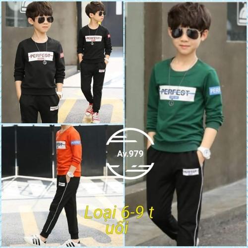 Sét bộ quần áo thu đông trẻ em in hình chữ pe dành cho bé trai 18-28kg chất vải đẹp - 19390474 , 21937209 , 15_21937209 , 105000 , Set-bo-quan-ao-thu-dong-tre-em-in-hinh-chu-pe-danh-cho-be-trai-18-28kg-chat-vai-dep-15_21937209 , sendo.vn , Sét bộ quần áo thu đông trẻ em in hình chữ pe dành cho bé trai 18-28kg chất vải đẹp