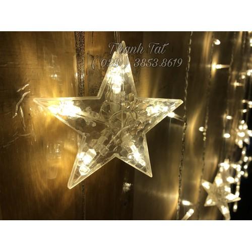 Đèn led rèm nháy ngôi sao 2,5m đèn 138 led 12 ngồi sao 6 lớn 6 nhỏ - 17039352 , 21941553 , 15_21941553 , 135000 , Den-led-rem-nhay-ngoi-sao-25m-den-138-led-12-ngoi-sao-6-lon-6-nho-15_21941553 , sendo.vn , Đèn led rèm nháy ngôi sao 2,5m đèn 138 led 12 ngồi sao 6 lớn 6 nhỏ