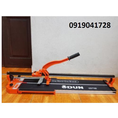 Máy cắt gạch đẩy bàn udun 80cm - máy cắt gạch