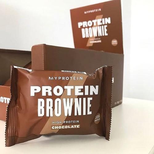 Protein brownie hộp 12 bánh
