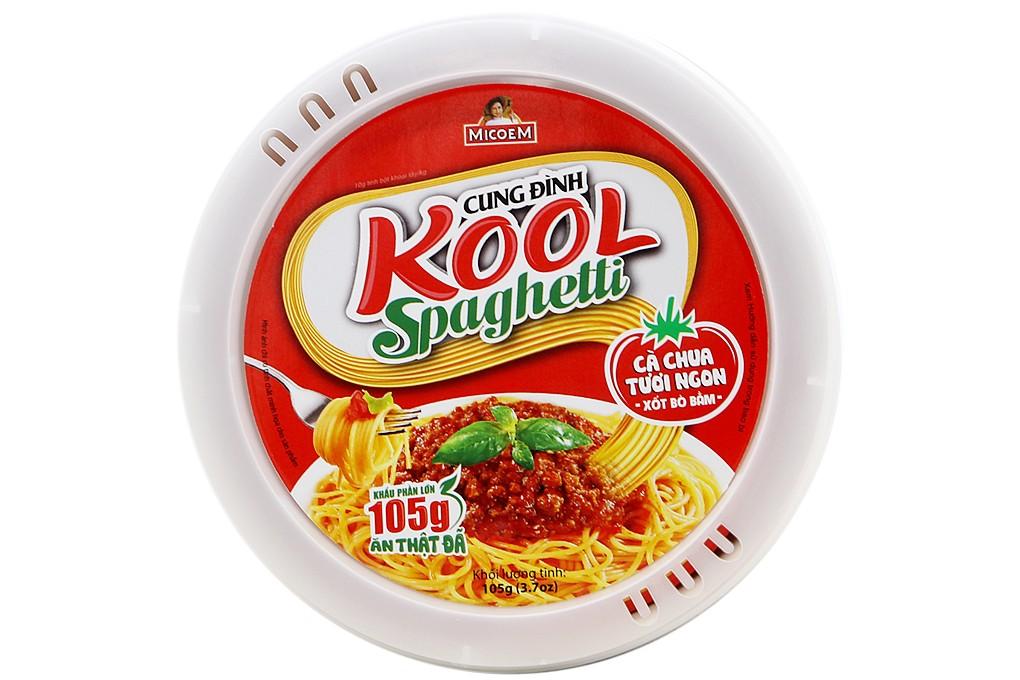 Mì Cung Đình Kool Sợi khoai tây Sốt Spaghetti thịt bò bằm - koolbat