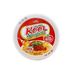 Mì Cung Đình Kool Sợi khoai tây Sốt Spaghetti thịt bò bằm