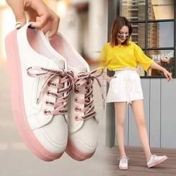 giày sục vải nữ