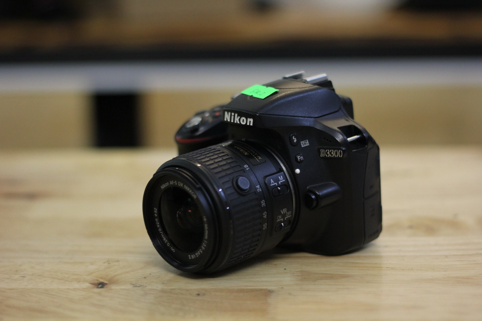 Máy ảnh Nikon DSRL D3300