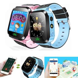 đồng hồ thông minh địng vị cho trẻ em - ĐHQ528 thumbnail