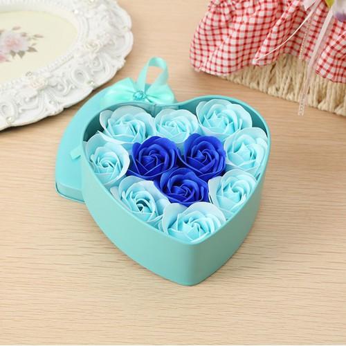 Hoa hồng hộp trái tim