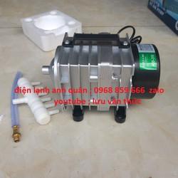máy sục oxy tạo khí hồ cá