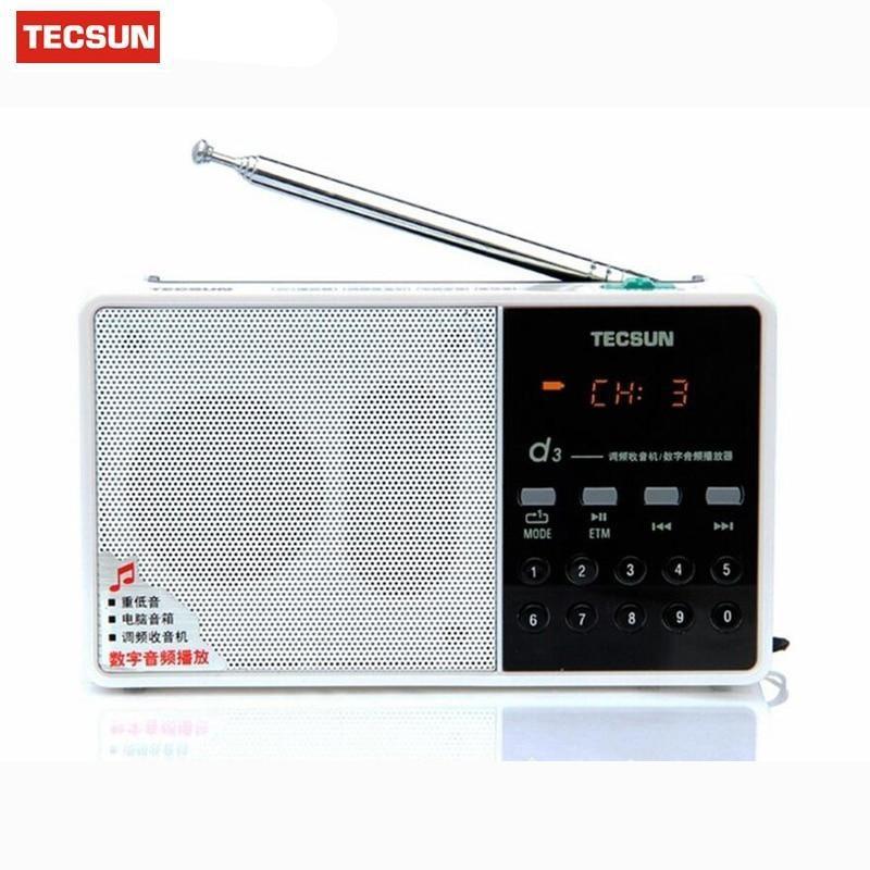 Đài radio tecsun q3