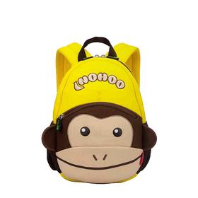 Balo cho bé Nohoo Khỉ Con Năng Động Vàng NH021 - SP5616