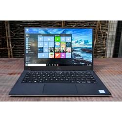 Dell, XPS 13-9350 - Core Skylake I7-6560U, Ram 16GB, SSD NVMe 512GB, MH 13.3 3K Touchscreen - cảm ứng đa điểm như Ipad, đèn bàn phím