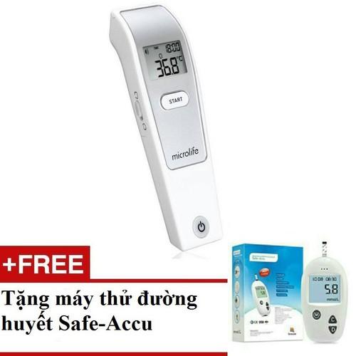 Nhiệt kế đo trán microlife hồng ngoại fr1mf1 - đo 1s - tặng máy thử đường huyết safe-accu - 17644909 , 21962585 , 15_21962585 , 800000 , Nhiet-ke-do-tran-microlife-hong-ngoai-fr1mf1-do-1s-tang-may-thu-duong-huyet-safe-accu-15_21962585 , sendo.vn , Nhiệt kế đo trán microlife hồng ngoại fr1mf1 - đo 1s - tặng máy thử đường huyết safe-accu