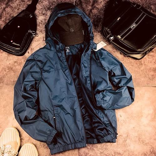 Áo khoác gió áo gió nam nữ áo gió 2 lớp áo thể thao