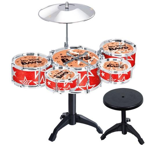 Siêu rẻ tặng vòng tay may mắn bộ trống jazz drum 5 trống cho bé màu ngẫu nhiên - 17651030 , 21970827 , 15_21970827 , 165000 , Sieu-re-tang-vong-tay-may-man-bo-trong-jazz-drum-5-trong-cho-be-mau-ngau-nhien-15_21970827 , sendo.vn , Siêu rẻ tặng vòng tay may mắn bộ trống jazz drum 5 trống cho bé màu ngẫu nhiên