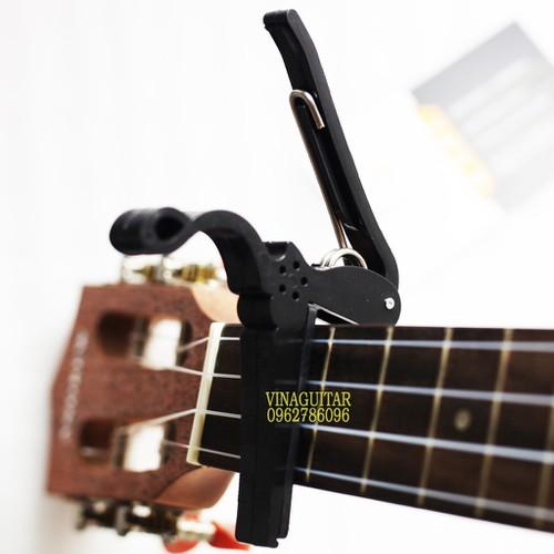 Capo kẹp đàn guitar ukulele tiện dụng