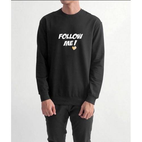 Áo khoác sweater in hình unisex bigsize màu đen m l xl xxl