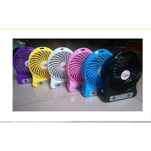 Quạt tích điện mini - 4321