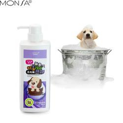 Sữa Tắm Khử Mùi Kháng Khuẩn Cao Cấp Chó Mèo Monsa Sapindus Antibacterial Deodorant Shampoo 500ml