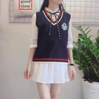 Áo gilê len chất đẹp - gl25 thumbnail