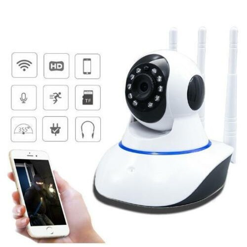 Camera quan sát wireless ip camera 1080p hd wifi security camera video smart home monitor
