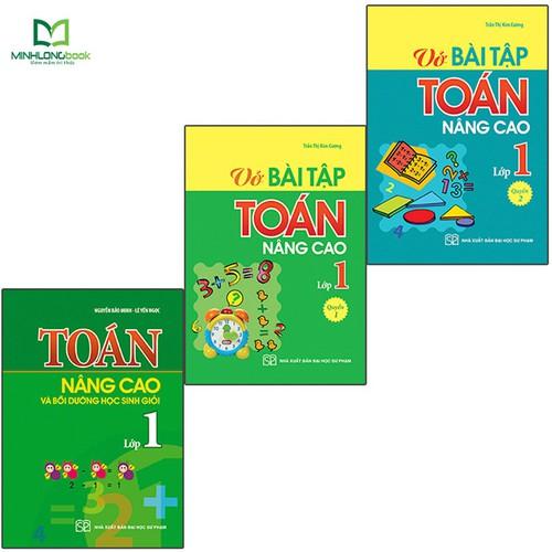 Sách: combo 3 cuốn toán nâng cao lớp 1 - 17651080 , 21970880 , 15_21970880 , 109000 , Sach-combo-3-cuon-toan-nang-cao-lop-1-15_21970880 , sendo.vn , Sách: combo 3 cuốn toán nâng cao lớp 1